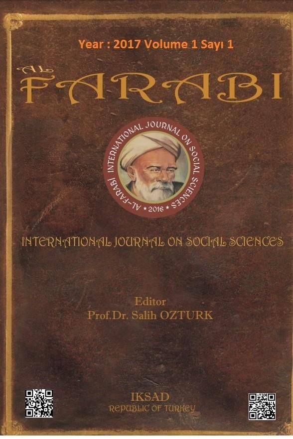 Al-Farabi International Journal on Social Sciences