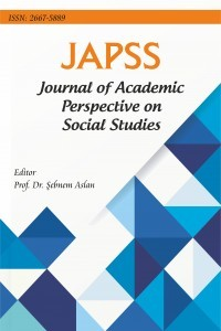 Journal of Academic Perspective on Social Studies