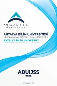 Antalya Bilim University International Journal of Social Sciences