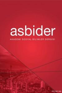 Akademi Sosyal Bilimler Dergisi