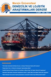 Mersin University Journal of Maritime and Logistics Research