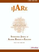 International Journal of Academic Research in Education